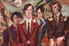 The Sadies will perform at Off Broadway on Wednesday, November 13.