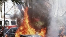Stop Parking on Leaf Piles Unless You Want Your Car to Burn