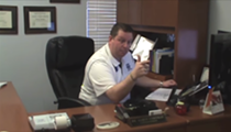 Mean Superintendent Refuses to Call Snow Day Despite Bribes, Music Videos