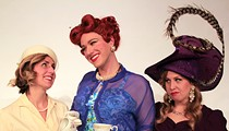 For Stray Dog Theatre's Gary Bell, a Charles Busch Play Is Just the Thing