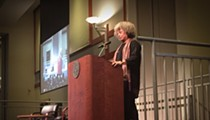 Angela Davis Brings Inspiration — and the Inspired — to Saint Louis University