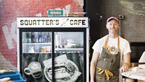 Squatter's Cafe Shows Chef Rob Connoley's Skill in a Casual Setting