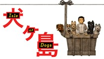 WIN TICKETS TO ISLE OF DOGS!