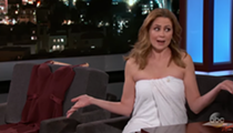 'I Am a Missouri Girl' Jenna Fischer Explains While Wearing a Towel on National TV