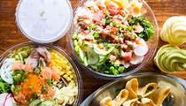Poke Doke's Fresh Fish Bowls Are 'Poke-Riffic'