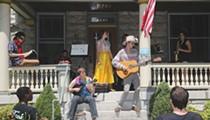 Porchfest STL Brings St. Louis' Finest Musicians to Your Front Door