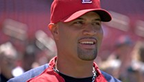 Albert Pujols Promotes Deaf-Owned St. Louis Company, Proves He's an Angel IRL