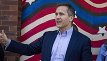 Online Bettors Don't Give Eric Greitens Much Chance of Staying Governor