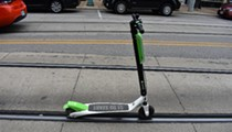 Lime Scooter Wheels Exact Same Width as Trolley Track Gap, This Should Be Funny