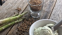 Clementine's Is Now Scooping Up Asparagus Ice Cream — Yes, Really