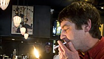 Drag King: Bill Hannegan can't stop huffing and puffing about smoking bans in St. Louis