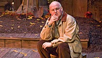 Just Shoot Me: <i>An Almost Holy Picture</i>'s by no means perfect, but Gary Wayne Barker's portrayal of a man enduring a crisis of faith very nearly is
