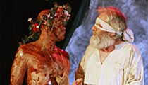Uneasy Lies the Crown: It's Lear time again at St. Louis Shakespeare