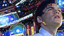 Fast Track to Nowhere: It's anime on overdrive in the Wachowski brothers' souped-up, tricked-out <i>Speed Racer</i>
