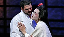 The Soprano: Diva Kelly Kaduce hits the high notes in Opera Theatre's <i>Madame Butterfly</i>