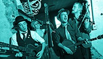 The Monads turn tradition on its tail with a stomping live show and new CD