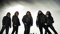 Native-American healing and a Trans-Siberian Orchestra guitarist rejuvenate metal thrashers Testament