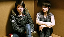 Tegan and Sara find their sister act soaring with <i>The Con</i>