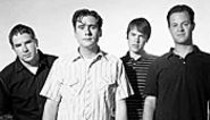 Jimmy Eat World with A New Found Glory, Breaking Benjamin, Sugarcult, OKGo and Unchained