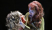 Got Fetish? With <i>Salome</i>, Opera Theatre has something for everyone but the squeamish.