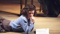 The Rep opts for a 1997 re-adaptation of <i>The Diary of Anne Frank</i>. Oops!