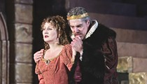 The Shakespeare Festival scores a bull's eye with <i>Hamlet</i>