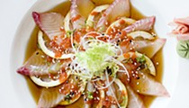 So Nigiri, and Yet So Far: Café Mochi bets there's room for another sushi joint on South Grand