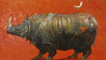 Featured Review: Mary Sprague: Rhinoceros!