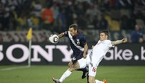 US vs. Ghana World Cup Match