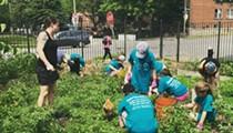 Gardener Beats Back Gravois Park Neighborhood Association Land Request