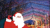 It's Santa's Kingdom -- We Just Drive Through It