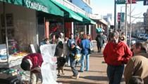 Delmar Boulevard Freeze Out