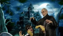 Phiber Optics: Magic Smoking Monkey busts out <i>The Abominable Dr. Phibes...in 3-D</i>