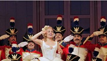 The Italian Battalion: Opera Theatre attacks Donizetti's <i>Daughter of the Regiment</i> with all due delight
