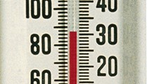 Calculating the St. Louis Heat Index