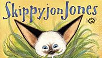The Ca-Nine Lives of Skippyjon Jones