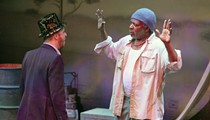 Martinus Zoeloe is one sweet role &mdash; too bad Athol Fugard's <i>Playland</i> is a two-character drama