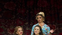 Let's Get Ready to Grumble: The </i> West Side Story</i> revival at the Fox has a face made for radio