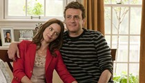 A couple struggles with weather, relationship in <i>The Five-Year Engagement</i>