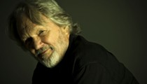 """Country-music legend Kris Kristofferson talks about touring with his """"hero,"""" Merle Haggard"""