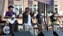 2011 RFT Music Awards Winners: Best Jam/Funk Group: Funky Butt Brass Band