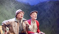A Pair of Aces: Mustard Seed Theatre presents one-acts by Durang and Mamet