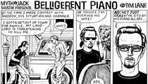 Belligerent Piano: Episode One-Hundred-Nineteen