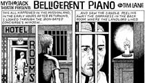 Belligerent Piano: Episode One-Hundred-Twenty-Two