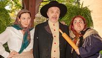 The Blintz and the Pauper: <i>Shlemiel the First</i>, a klezmer musical, rocks the shtetl
