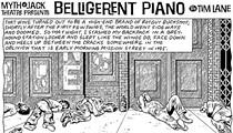 Belligerent Piano: Episode One-Hundred-Twenty-Five