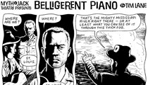 Belligerent Piano: Episode One-Hundred-Twenty-Seven