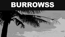"Homespun: Burrowss <i>Get Scary</i><br /> <a href=""http://burrowss.bandcamp.com/"">burrowss.bandcamp.com</a>"