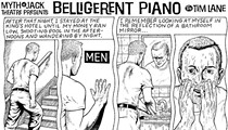 Belligerent Piano: Episode One-Hundred-Thirty-One