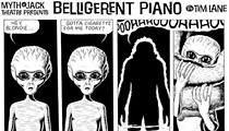 Belligerent Piano: Episode One-Hundred-Thirty-Seven